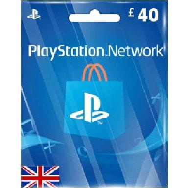 £40 Playstation Network Card - Digital Code