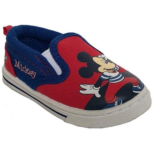 Disney Mickey Mouse Baby Boy Sneaker