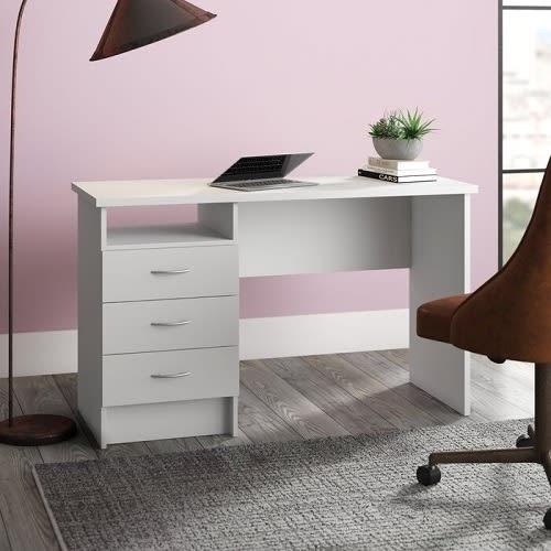 Nk Zamudio Desk White Konga Online Shopping