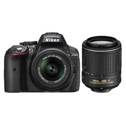 D5300 Profesional Camera 18-55mm Lens