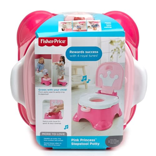 Sensational Princess Potty Step Stool Pabps2019 Chair Design Images Pabps2019Com