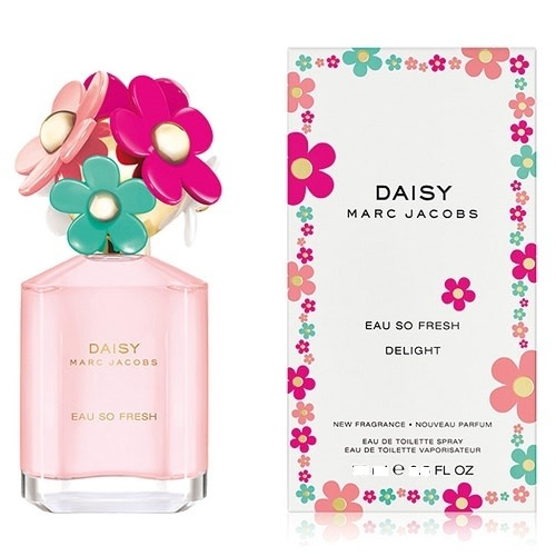 Marc Jacobs Daisy Eau So Fresh Delight Edt For Women 100ml Konga
