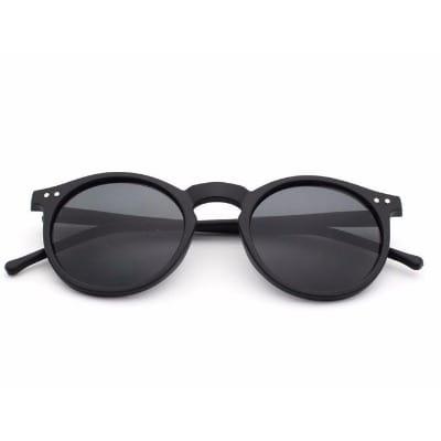 a9b30b373b1 A S Dapper Sleek Round Sunglasses - B..