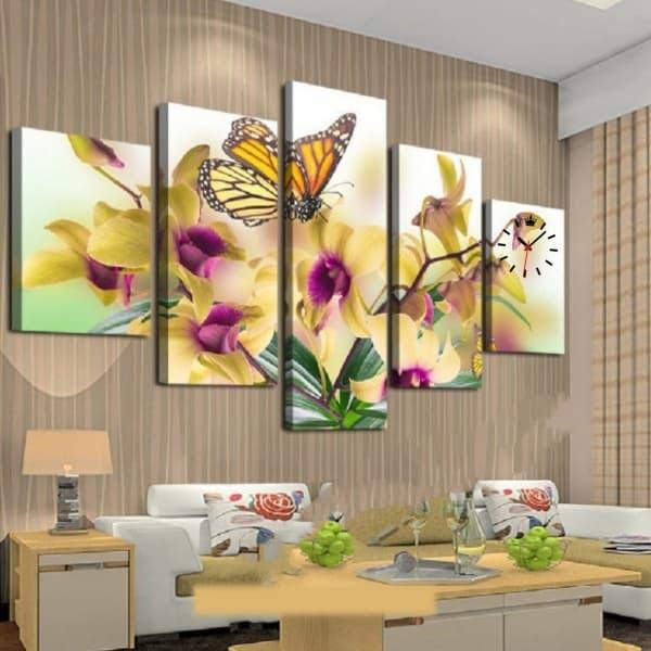 /D/e/Decorative-Butterfly-5piece-Canvas-Wall-Art---Cp049-4376212_1.jpg