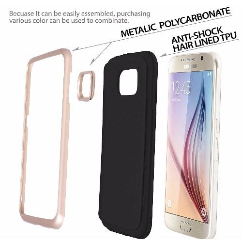 Motomo Defender Back Case For Samsung Galaxy J7 Prime Black price Source · D e Defender Back Case For Samsung Galaxy