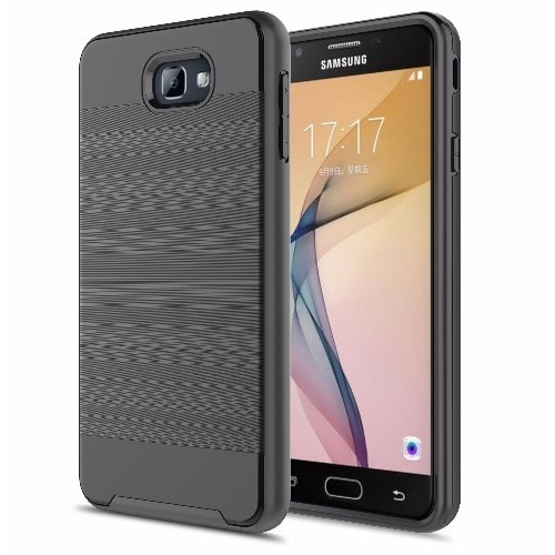best cheap 82851 88701 Defender Back Case Verus for Samsung Galaxy A7 2017 - Black