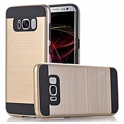 promo code f7003 f45cd Defender Protective Back Case For Samsung Galaxy S8+ Plus
