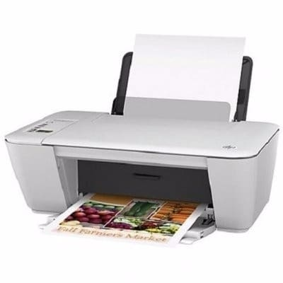 Peachy Deskjet 2545 All In One Wireless Color Printer White Home Interior And Landscaping Ologienasavecom