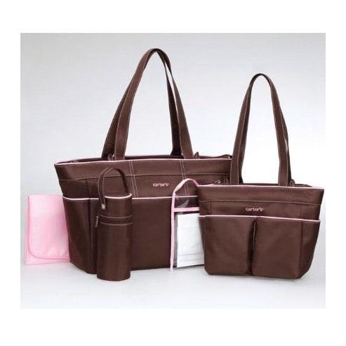 58aac3f06a95 Diaper Bag - 5 piece