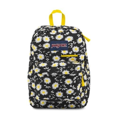 DigiBreak Backpack - Black Lucky Daisy
