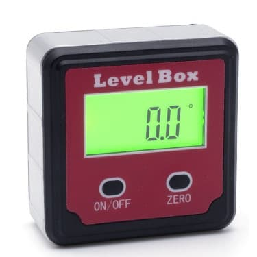 Digital Level Angle Finder Meter- Protractor And Inclinometer