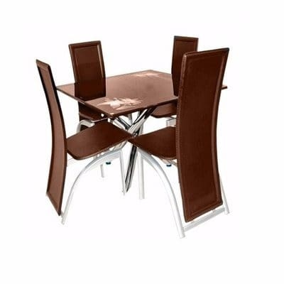 Dining Table With 4 Chairs, 4 Dining Room Chairs