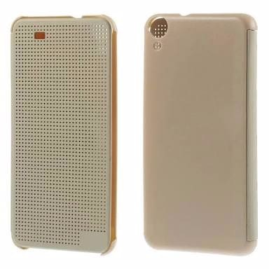 uk availability 21891 b6ff7 Dot View Cover Flip Cover for HTC Desire 820 - Gold | Konga Online ...