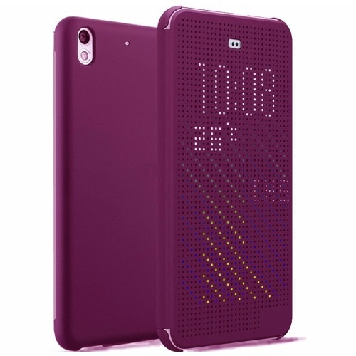 quality design 72c0c a6505 Dot View Smart Flip Case for HTC One X9 - Purple