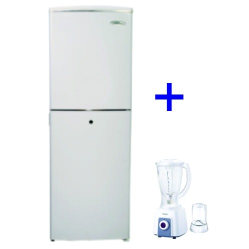 6b171c3fb4c Haier Thermocool Double Door Refrigerator - 180L - HRF-180EX with Free  Blender