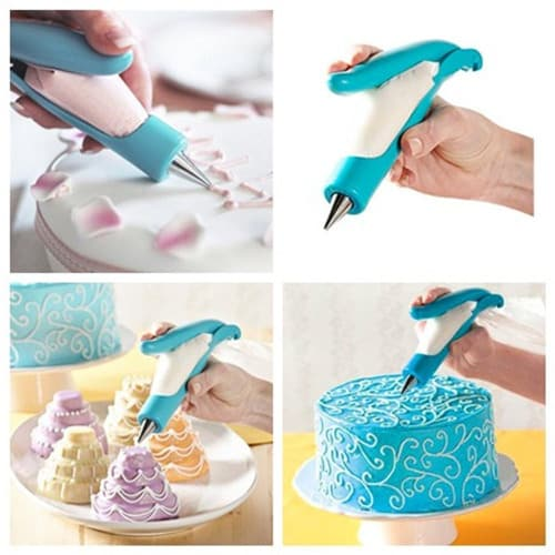 E Z Deco Icing Pen Cookie Cake Pastry Decorating Pen