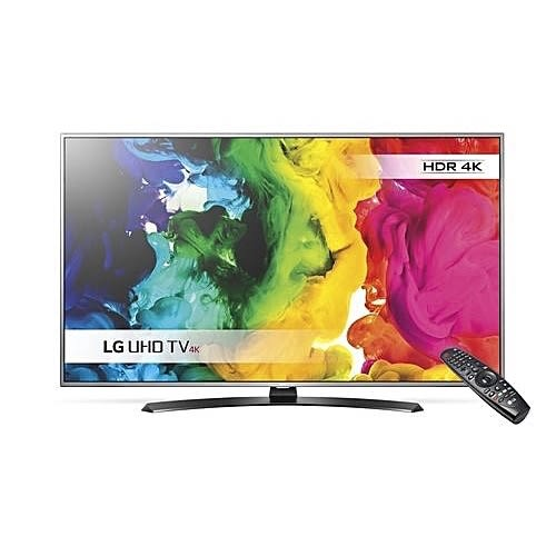 60inch Uhd 4k Smart Led With Magic Remote And Two Years Warranty