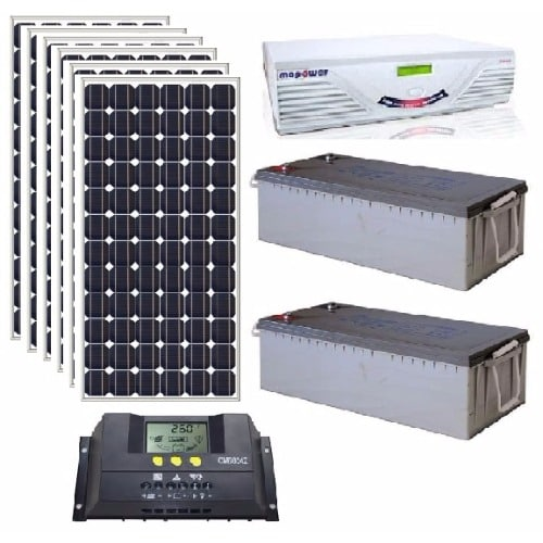 Luminous 1KVA Solar Hybrid Inverter | Konga Online Shopping