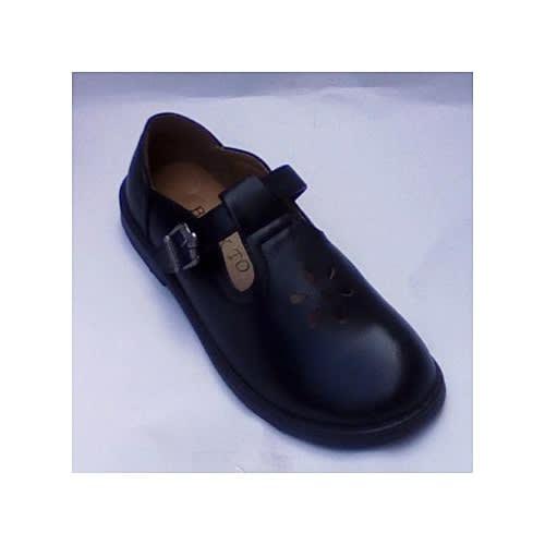 Back To School Shoe - Black   Konga