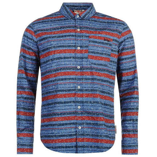 ce1f5a4e2 Red And Blue Longsleeve Shirt | Konga Online Shopping
