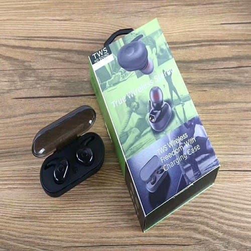 db3ba12e3da Tws Hd Sound Akz-w4 Wireless Freedom Bluetooth Headset With Charging ...