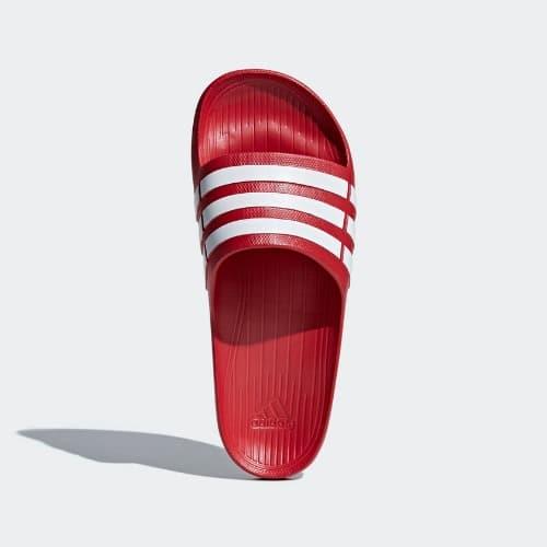 info for 32d79 2d4ea adidas Duramo Mens Sliders - Black & White | Konga Online Shopping