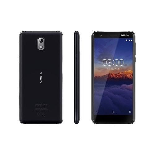 huge selection of 292de 533d5 Nokia Back Cover 3.1 - Black