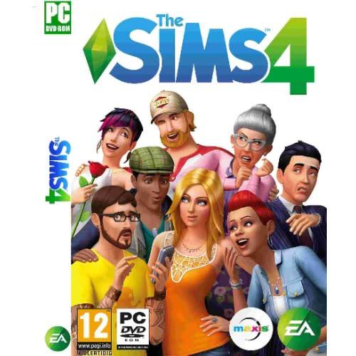 The Sims 4 Origin Key - Regional Free - Online Multiplayer