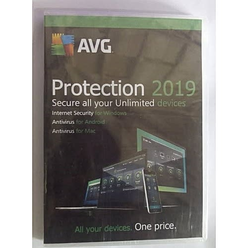 AVG Protection 2019 Unlimited Devices