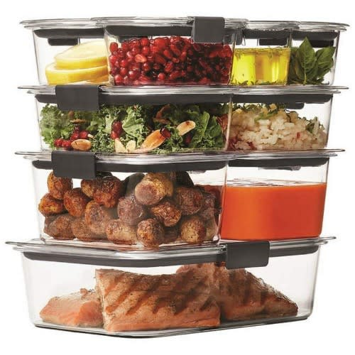 Brilliance 18-piece Food Storage Set