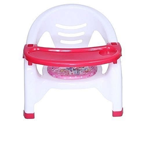 Baby Chair With Attached Table Top | Konga Online Shopping