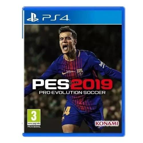 Playstation 4 Pro Evolution Soccer 2019 Game