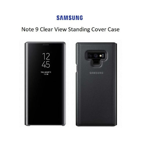 check out a1669 97fd9 Clearview Flip Case For Galaxy Note 9