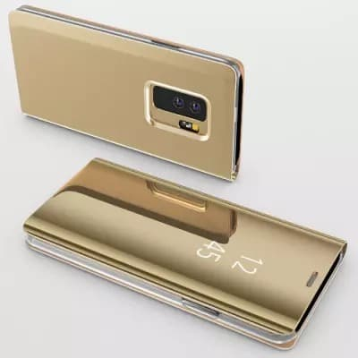 separation shoes 8f321 ef152 Galaxy Galaxy S9 Flip Sensor Case - Gold