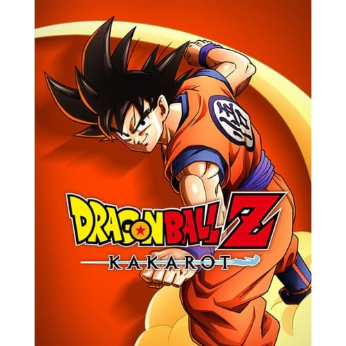 Dragon Ball Z: Kakarot PC Game.