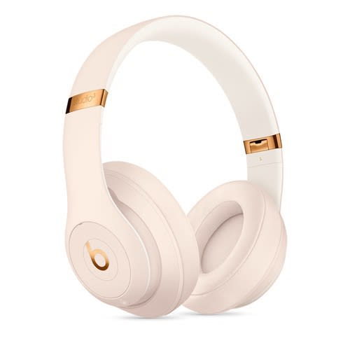 Beats Studio3 Wireless Bluetooth Over-ear Headphones (porcelain Rose)