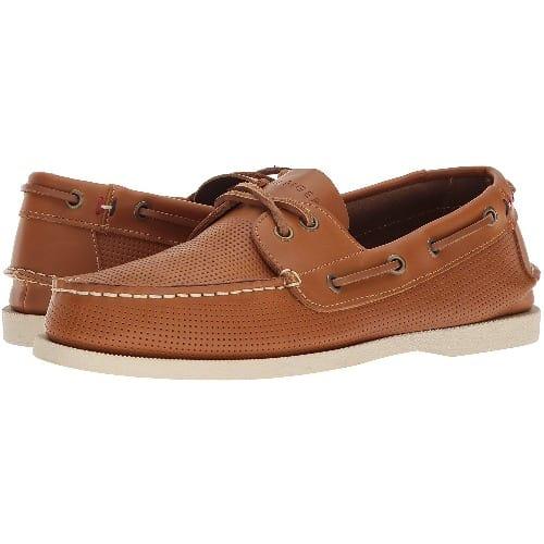 bd0f465d3a8015 Tommy Hilfiger Men s Bowman Boat Shoe