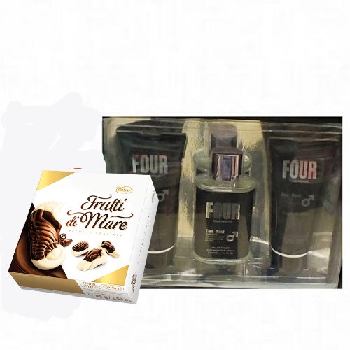 Valentines Gift For Him 3 In 1 Men Gift Set Chocolate 45g Konga Online Shopping
