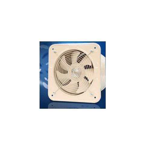 Futina Industrial Ventilation Fan 8 Inch Vent Fan Iron Exhaust Fan
