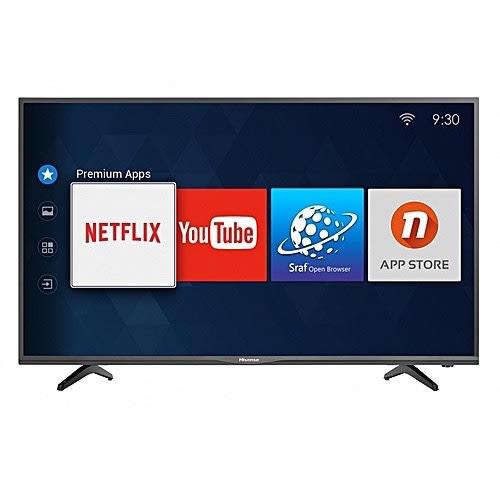 55-inch Full Hd Super Led Smart Tv - 55k305pw + Wall Mount