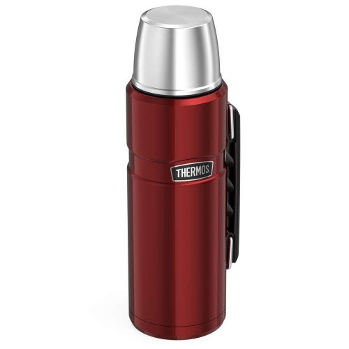 Stainless King 40 Ounce , Stainless Steel Flask
