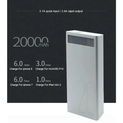 20000mAh Power Bank Portable Charger