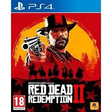 Rockstar Red Dead Redemption 2 - PS4