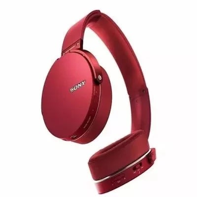 Extra Bass Bluetooth Headphones - Mdr-xb950bt/r - Red