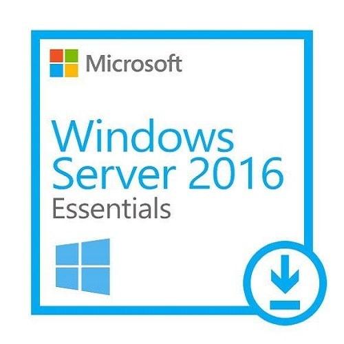 Windows Server 2016 Essentials License
