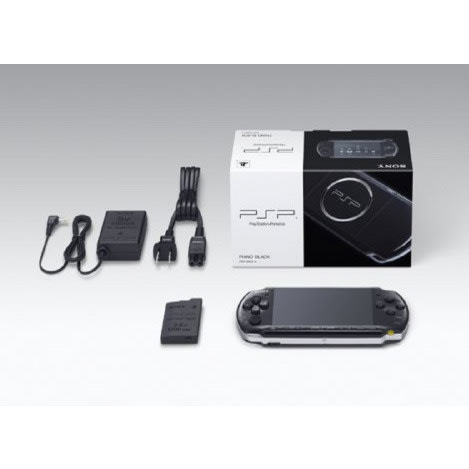 Slim Play Station Portable - Black