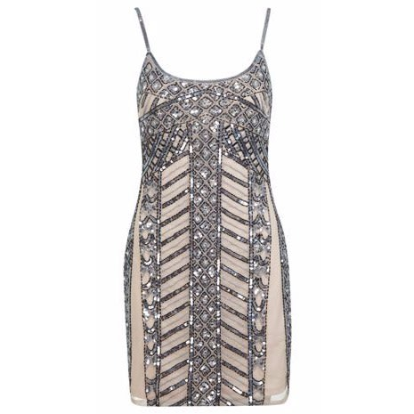 0a33ded1 Miss Selfridge Embellished Petites Linear Cami Dress | Konga Online ...