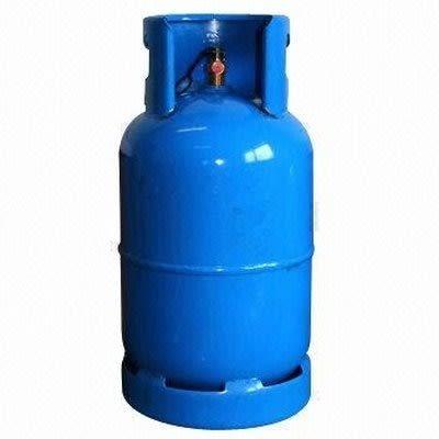 Empty Gas Cylinder 12 5kg Blue