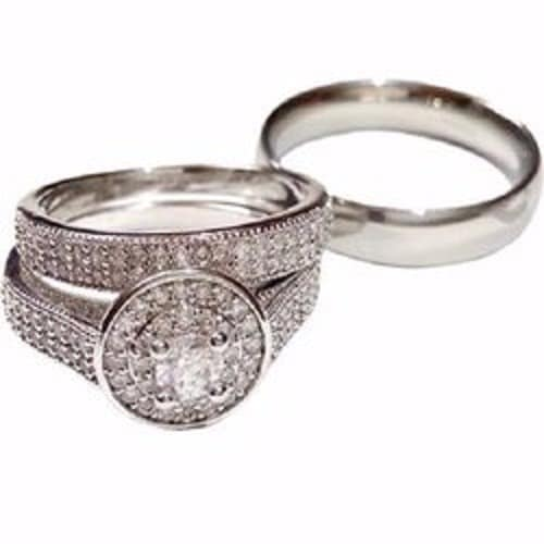 /E/n/Encrusted-Plated-Engagement-Ring-Set--White-Gold--7435268.jpg