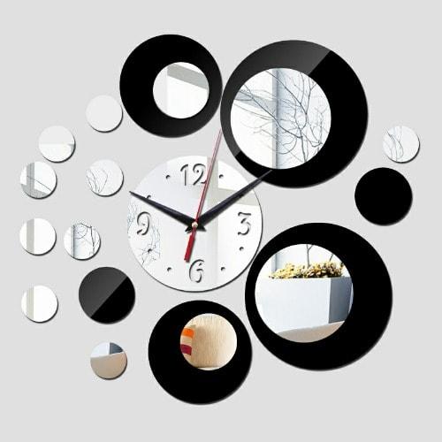/E/n/Enited-Acrylic-Wall-Clock---Black-7244640.jpg
